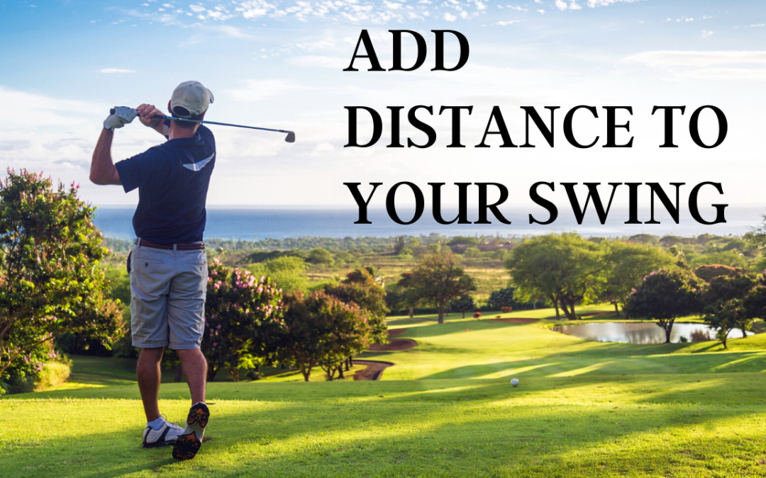Golf: Top 5 Exercises for Increasing your Distance