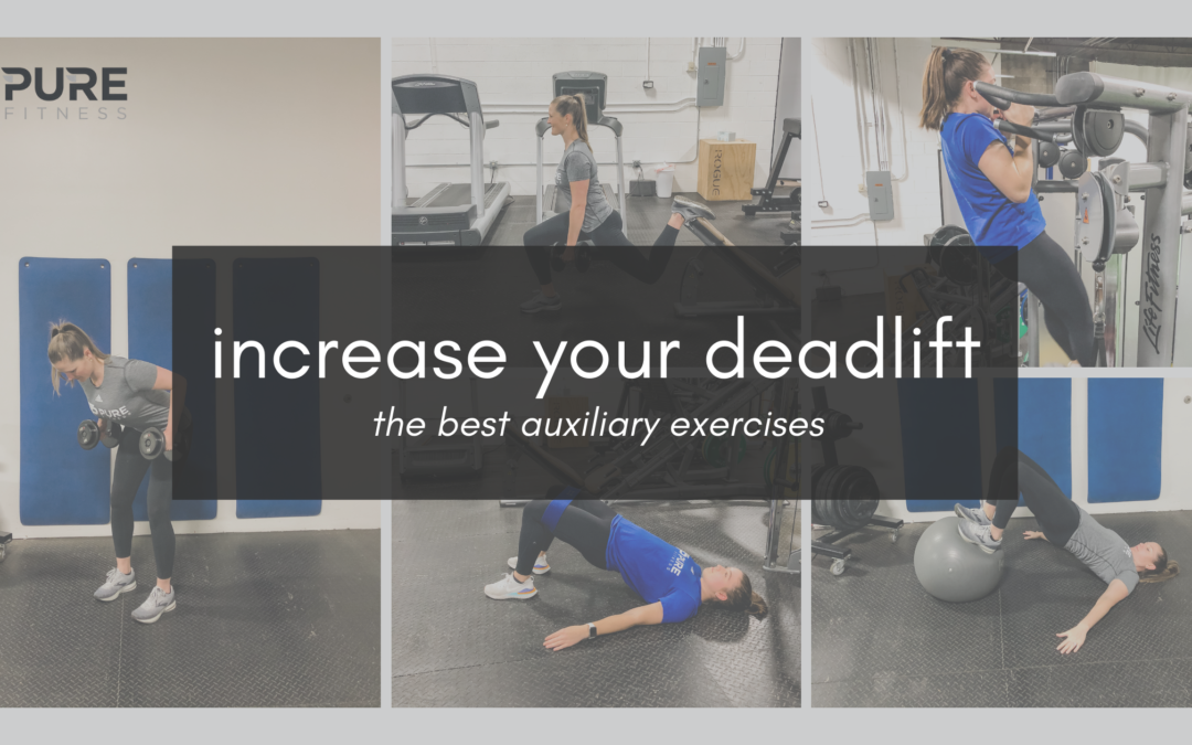 Increase Your Deadlift with These Exercises