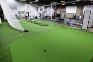 golf area pure fitness
