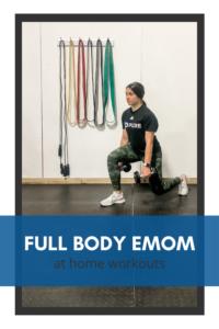 Full Body EMOM Workout