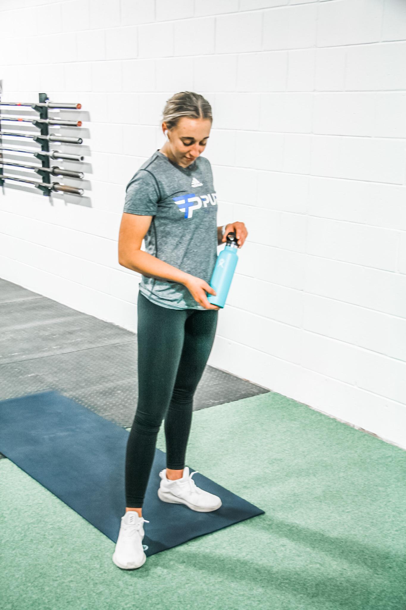 Personal Trainer Annie Rasmussen