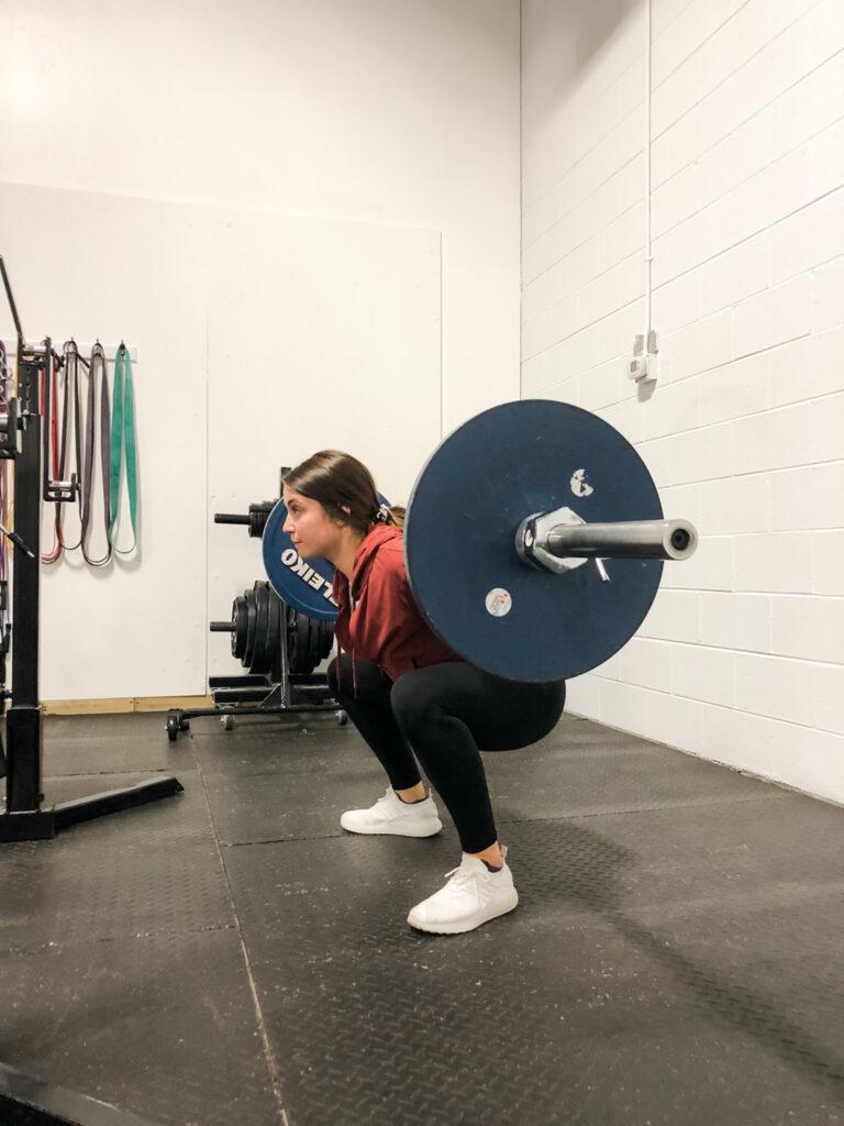 back squat tips