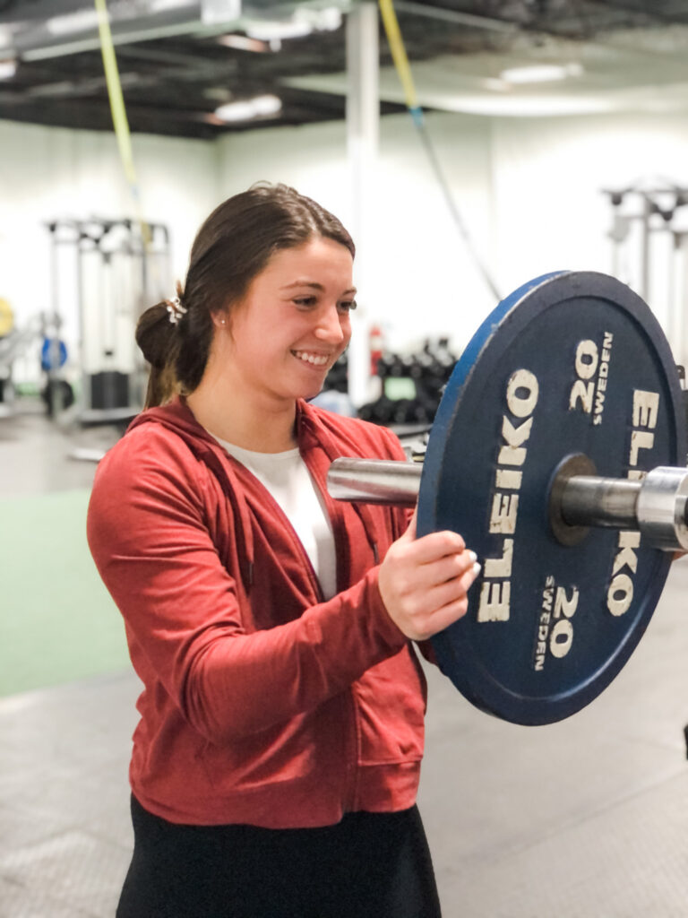 tips for a bigger back squat from a personal trainer