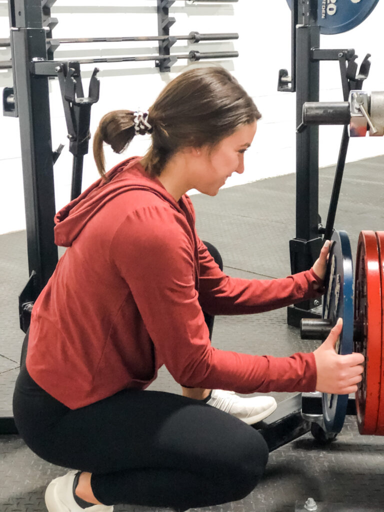 increase your back squat with a personal trainer