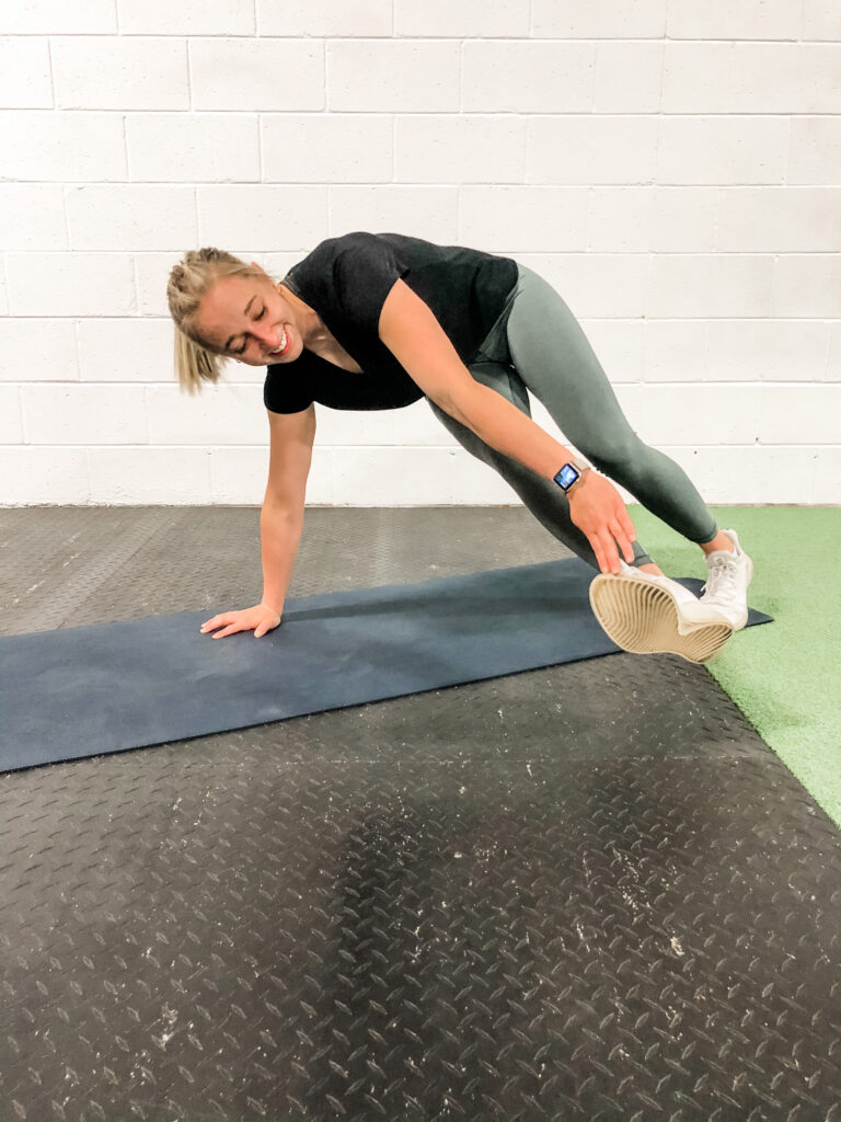 easy workouts with personal trainer