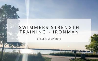 IronMan Strength Training for the Swim